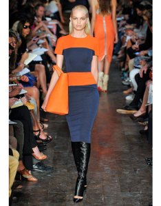 Color Blocking by Victoria Beckham S/S12