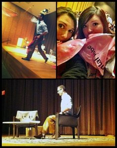 3 photos from Chuck Palahniuk DMA reading