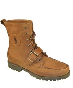 Ralph Lauren Ranger Boots on sale for 150.00 U.S Dollars at Macys.com